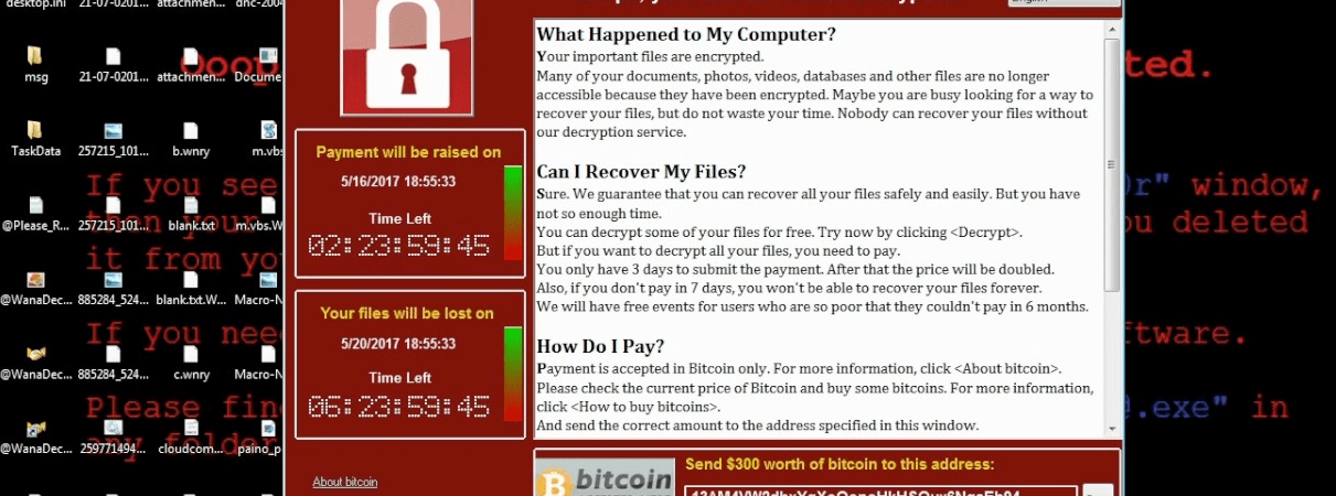 Ransomware-WCrypt