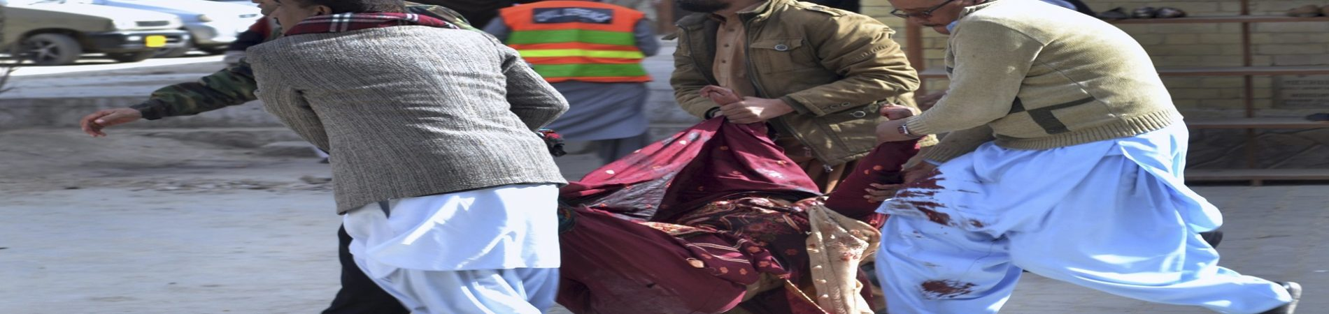 Pakistan church attack terror