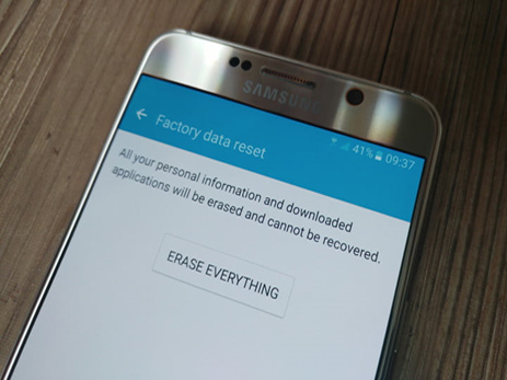 Can mobile phone data be recovered after a reset - NSI Global